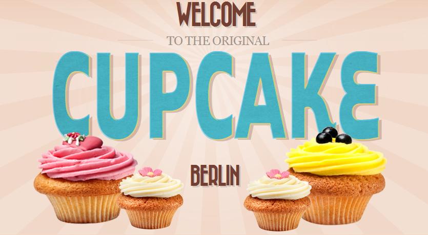 cupcakes en Berlín