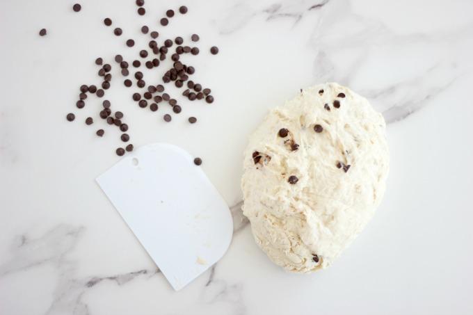 amasar pan de molde