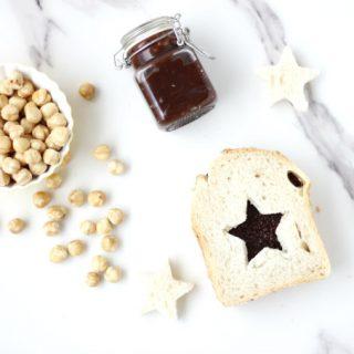 Nocilla Nutella Casera