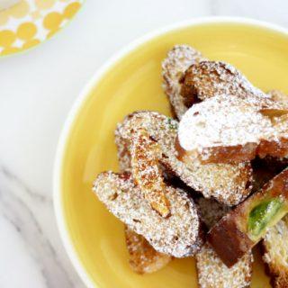 Reciclar dulces Borreguitos