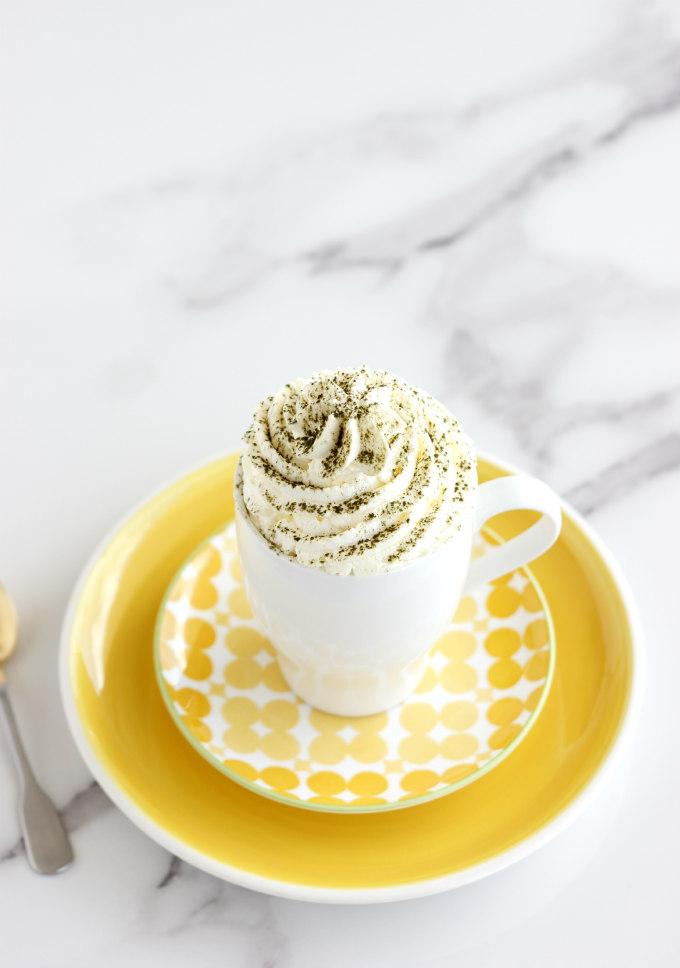 Mug Cake Dulce De Leche