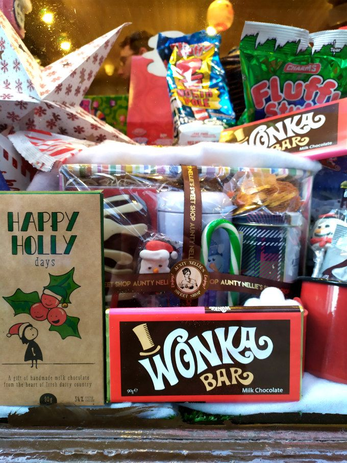 Chocolatinas Wonka en Dublin