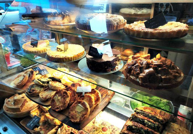 comer dulces en Dublin